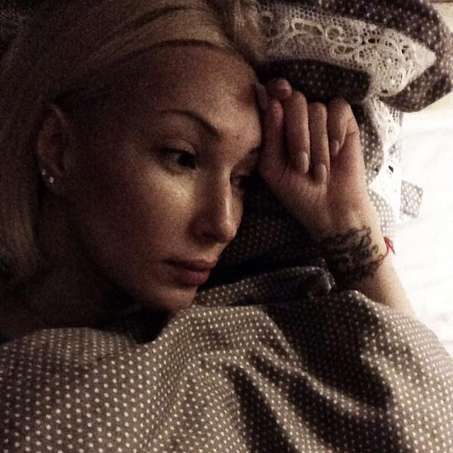 Лера Кудрявцева фото без макияжа