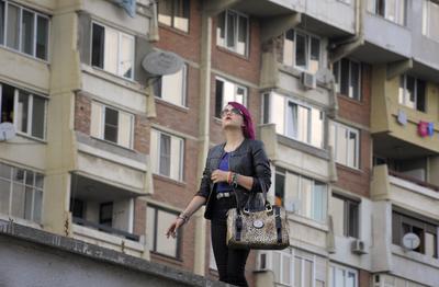Сегодня на Молодости-2015 Сериз: приключения французского подростка в Украине