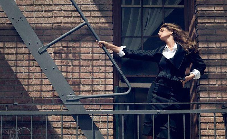 Синди Кроуфорд в новой роскошной фотосессии