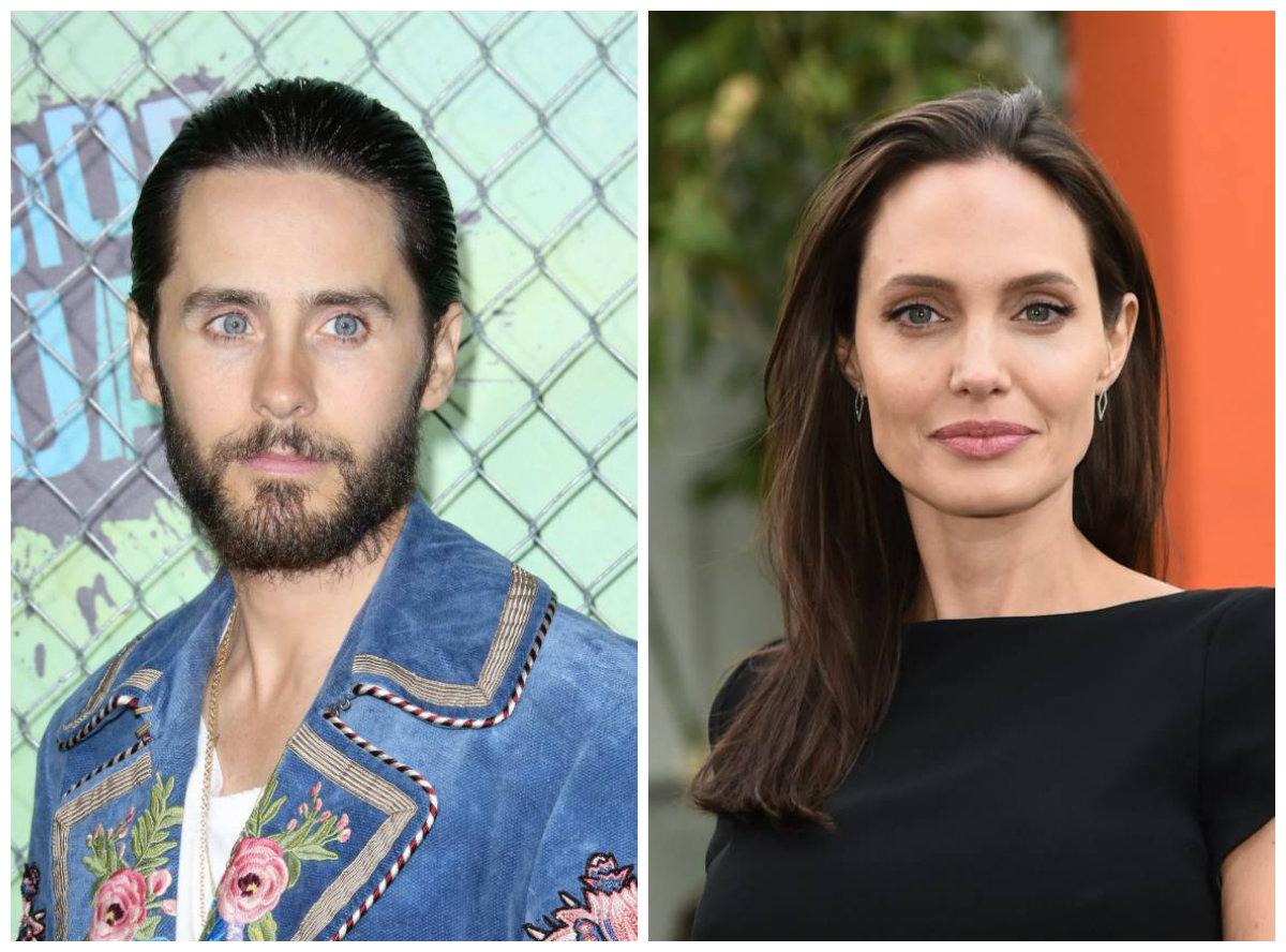 Анджелина Джоли начала встречаться сизвестным актером