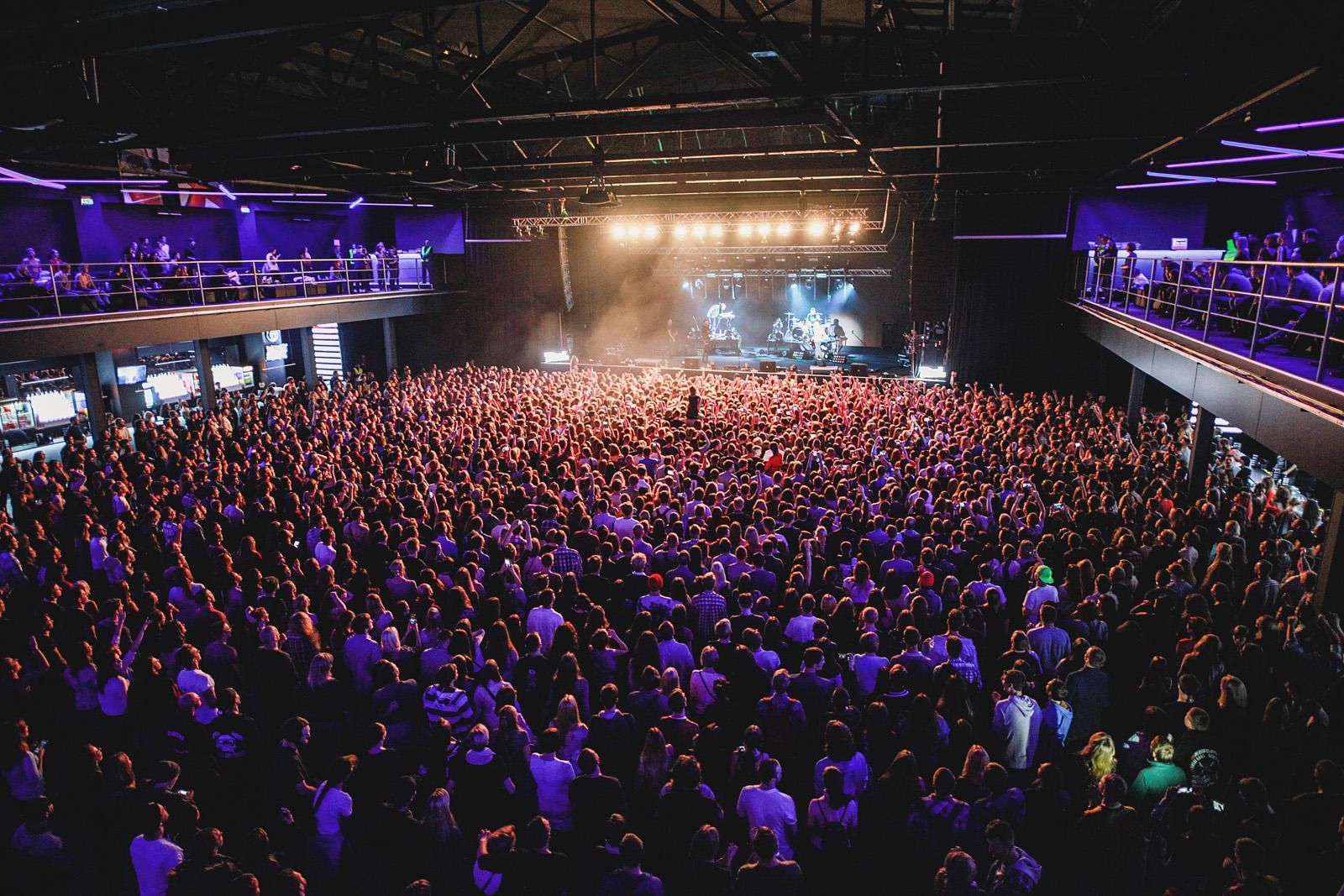Рок-н-ролл жив: O.Torvald отыграли шумный концерт в Stereo Plaza