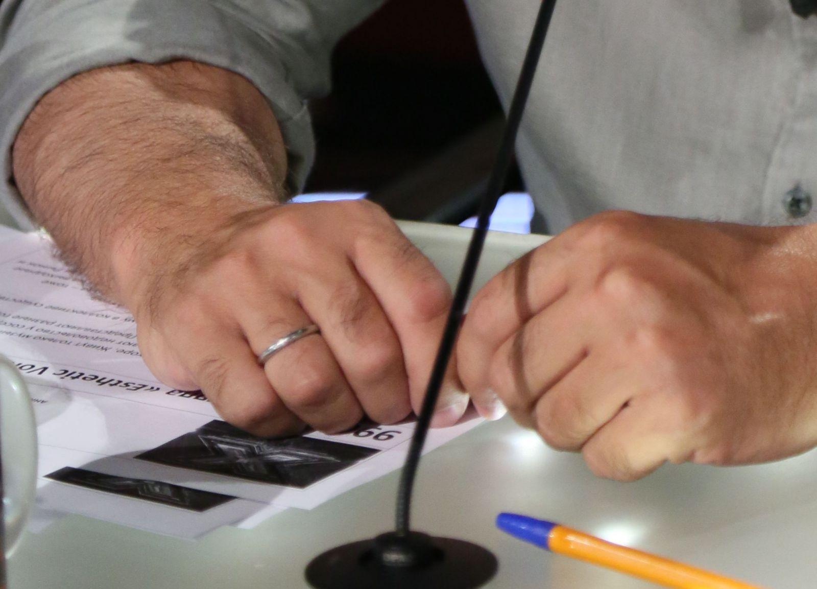 Константин Меладзе впервые показал обручальное кольцо