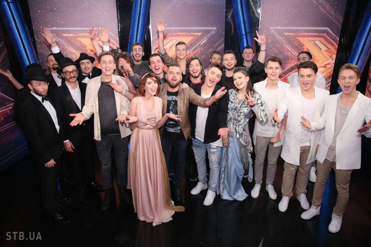 Участники шоу Х-фактор-7