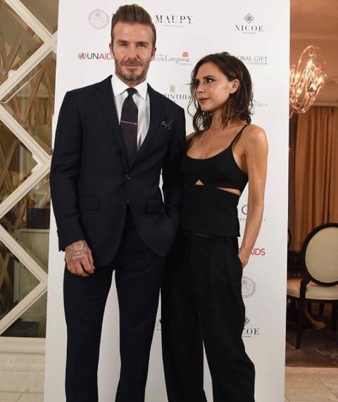 Роскошная пара: Виктория и Дэвид Бекхэм покорили публику стилем и искренностью на красной дорожке
