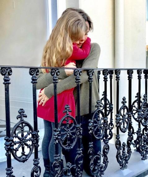 Вся в маму: Виктория Бекхэм опубликовала умилительное фото с дочерью Харпер