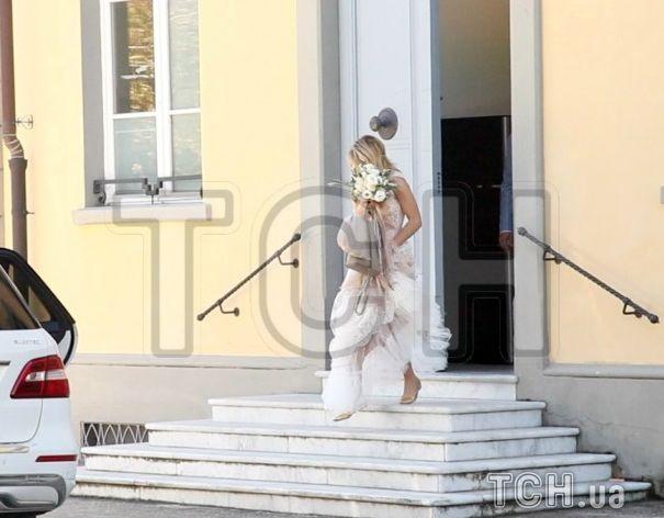 Вера Брежнева и Константин Меладзе поженились
