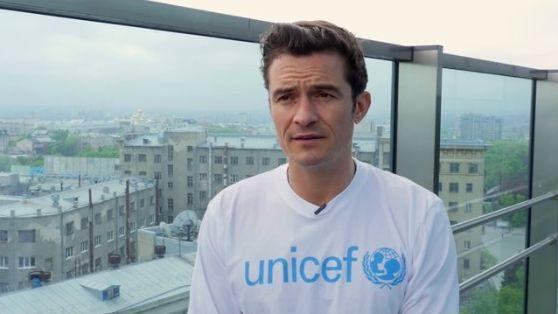 Орландо Блум впервые прокомментировал свой визит в Украину