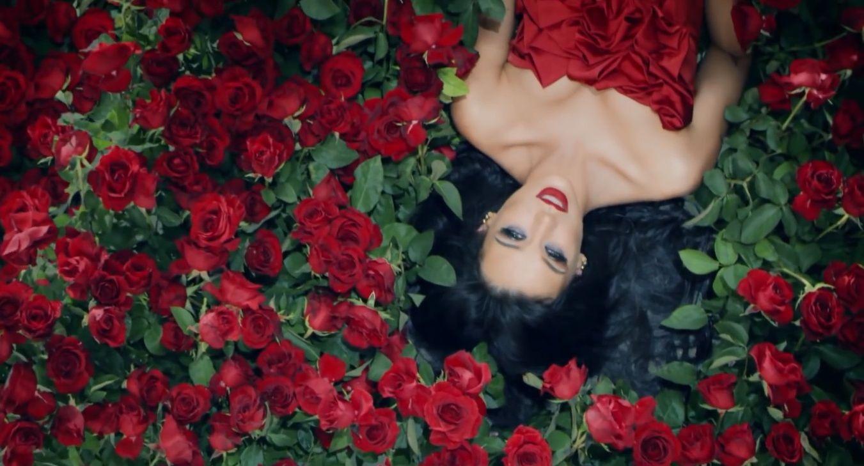 Миллион алых роз: чувственная Мария Яремчук снялась в новом видео