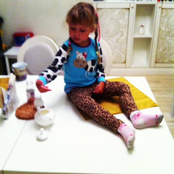 дочь певицы Максим