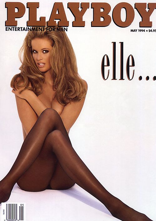 Эль Макферсон, Playboy May 1994