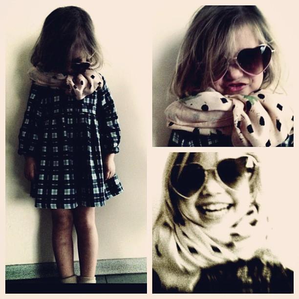 младшая дочь Веры Брежневой Сара фото