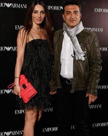 Нур Айсан с женихом фото