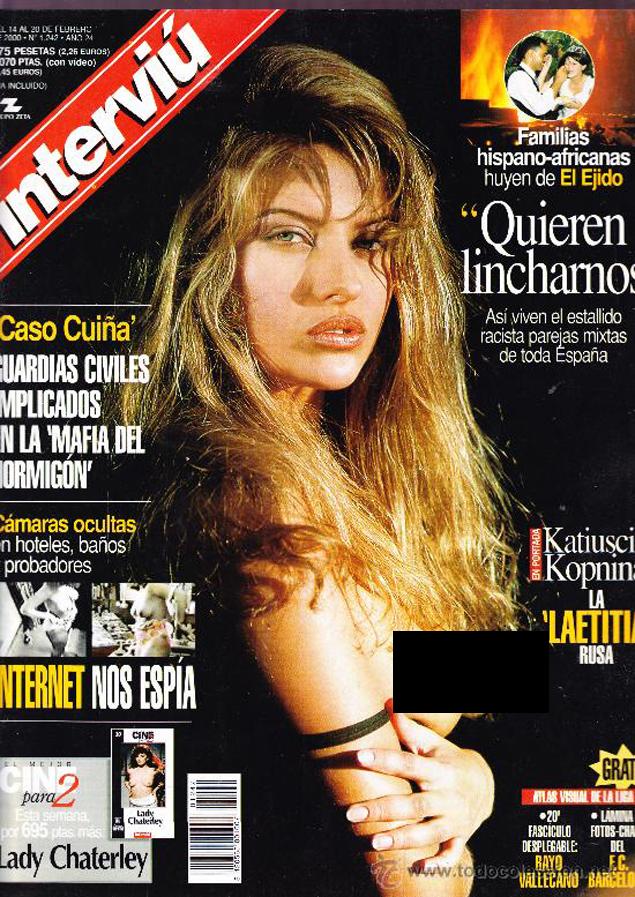 Голая правда: жена Марата Башарова оказалась звездой эротических журналов