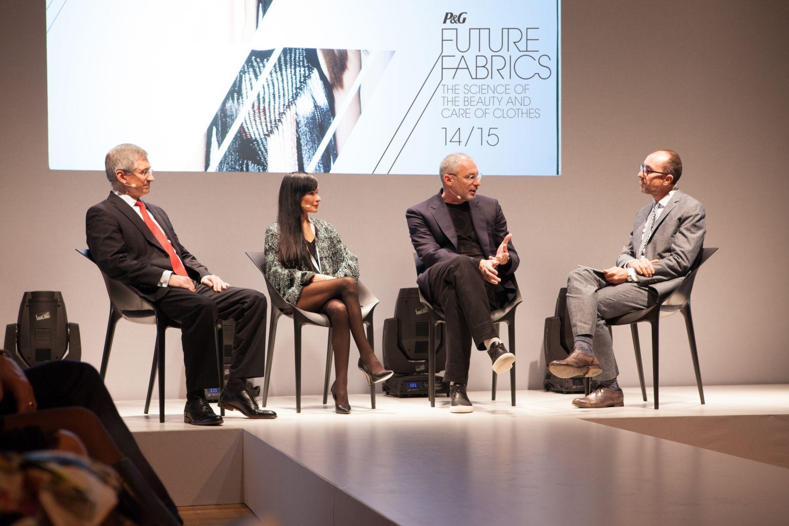 P&G Future Fabrics 2014