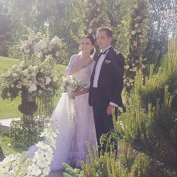 Сын Игоря Крутого снова женился