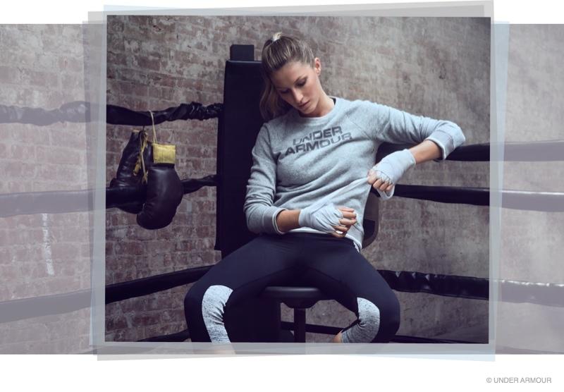 Жизель Бундхен в новой рекламной фотосессии