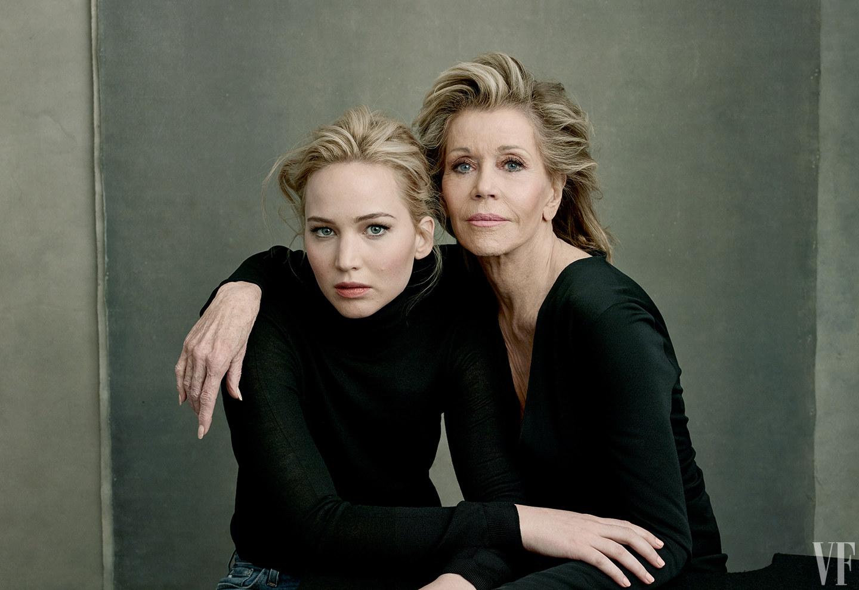 Все в сборе: лучшие голливудские актрисы снялись в одной фотосессии