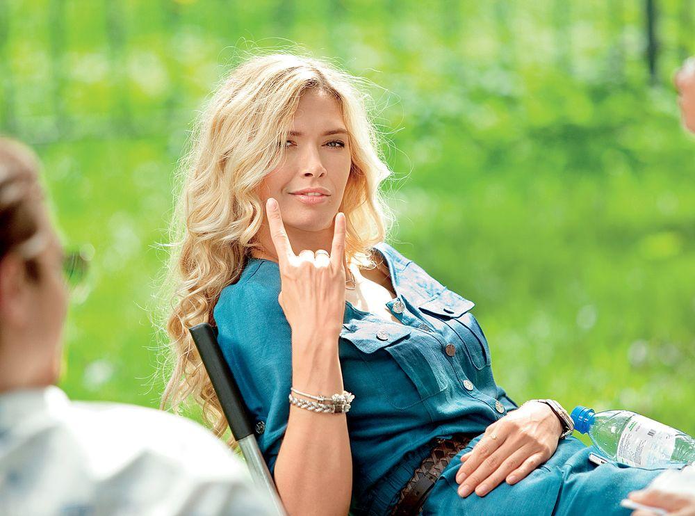 Вера Брежнева фото 2014 любовь в большом городе 3