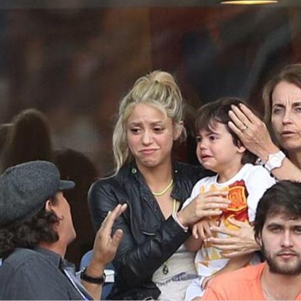 Мамина копия: Шакира опубликовала забавное фото старшего сына