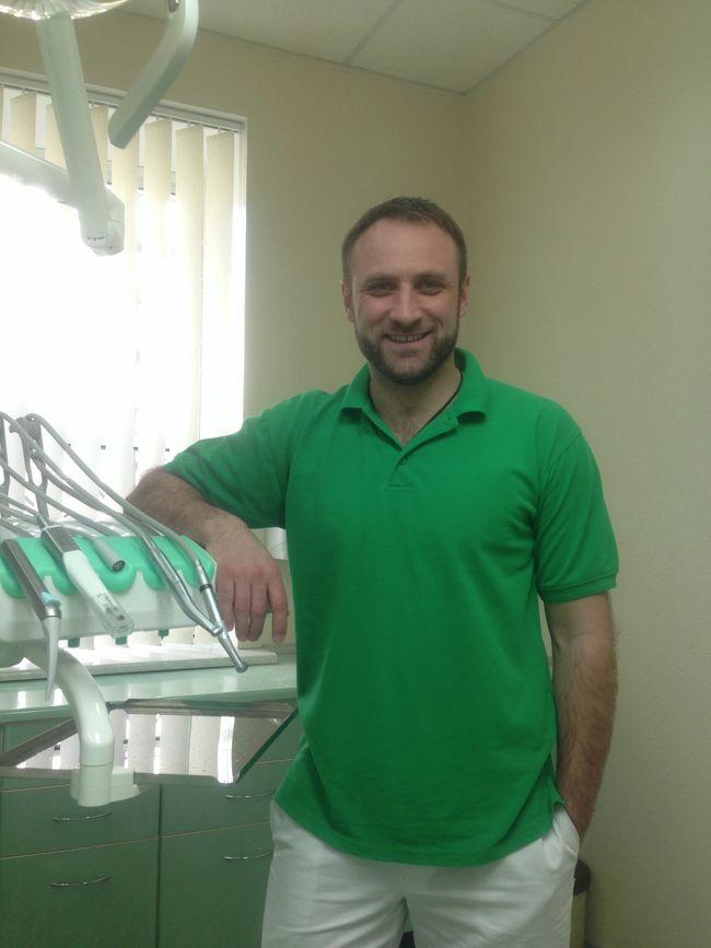Звезда Х-фактора отреставрировал зубы Сергея Соседова
