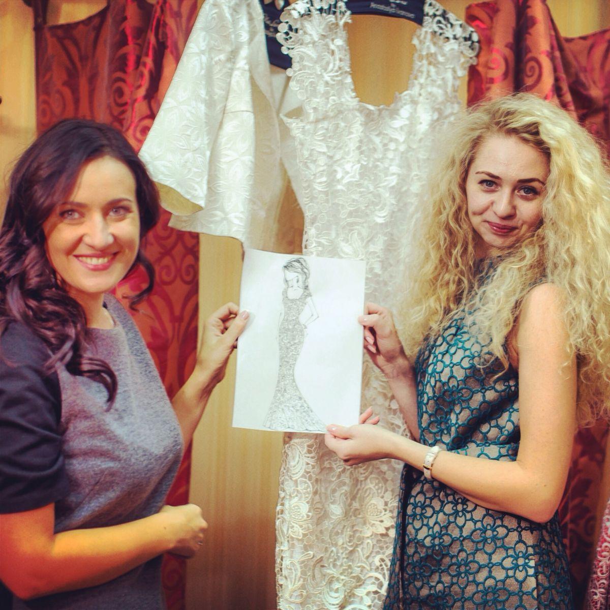 Соломия Витвицкая вышла замуж свадьба платье фото