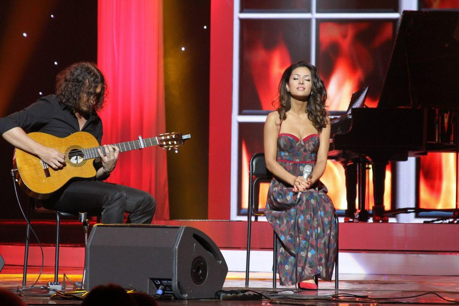Злата Огневич поразила страстным исполнением песни Николая Мозгового