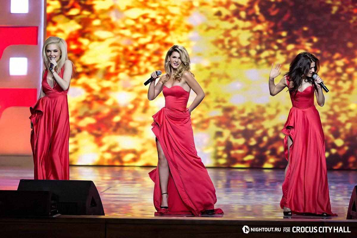 Ани Лорак, группа ВИА Гра  и Таисия Повалий выступили в Москве на концерте ко Дню защитника отечества - СМИ