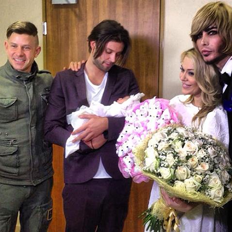 Татьяна Терешина родила дочь фото твиттер
