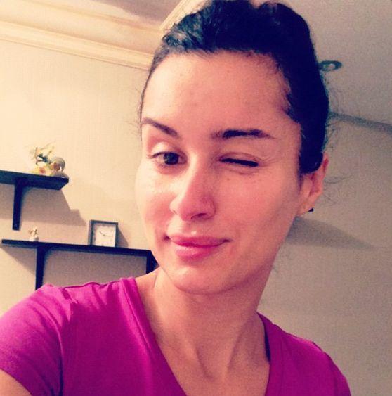 Тина Канделаки без макияжа фото