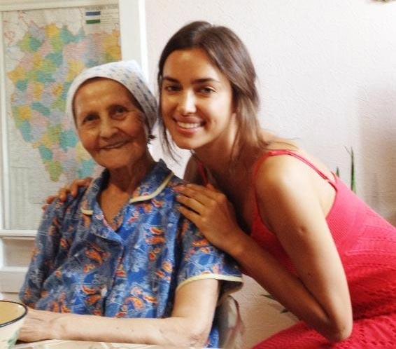 Ирина Шейк впервые рассказала о беременности и желании создать крепкую семью