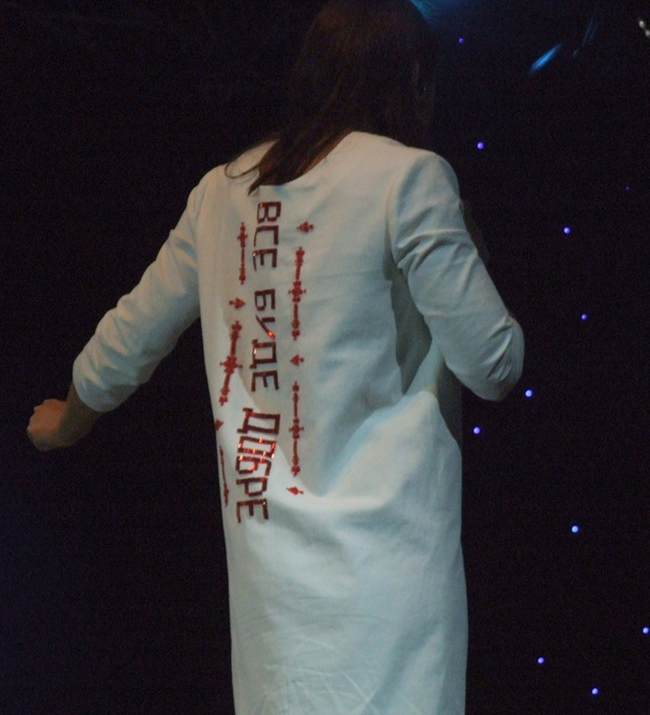Джамала на фестивале Джаз Коктебель