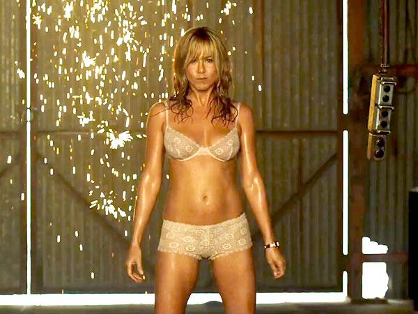 """Дженнифер Энистон: """"Я буду первой 80-летней в бикини"""""""