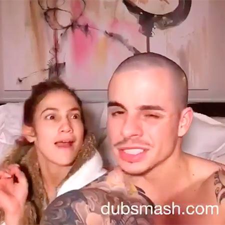 Возлюбленный Дженнифер Лопес поделился семейным видео из их спальни