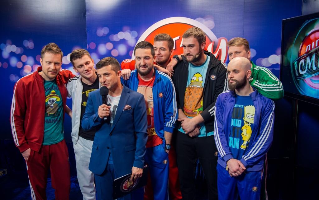 В новый проект Квартала 95 Владимир Зеленский пригласил команды из Донецка, Луганска и Крыма