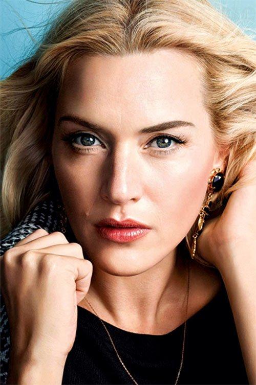 Во имя естественной красоты: Кейт Уинслет запретила ретушировать свои фотографии