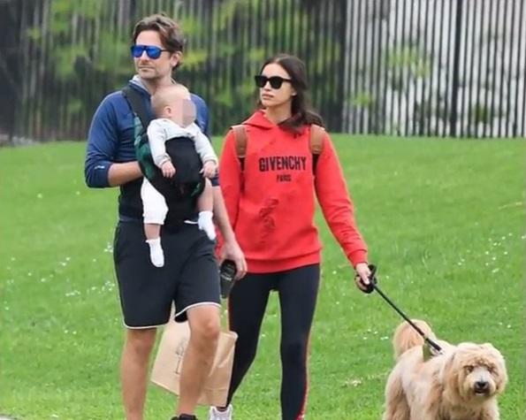Ирина Шейк и Брэдли Купер планируют второго ребенка