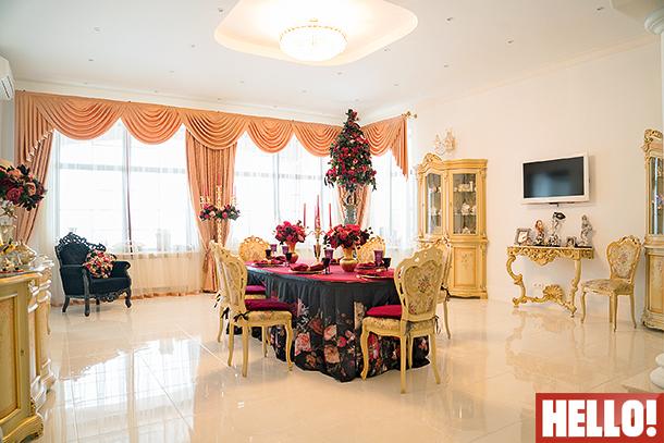 Филипп Киркоров показал свой шикарный дом