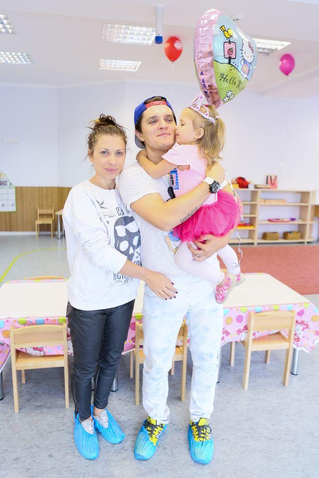 Анатолий Анатолич с женой и дочерью