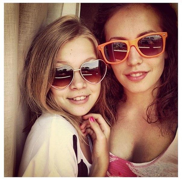 Один в один: дочка Веры Брежневой стала точной копией мамы