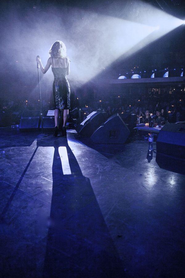 Loboda на концерте в Киеве
