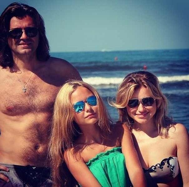 дочь Дмитрия Маликова Стефания фото