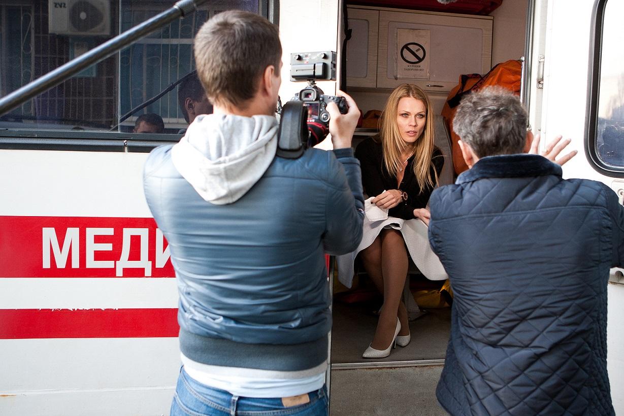Ольга Фреймут решила проверить украинские больницы