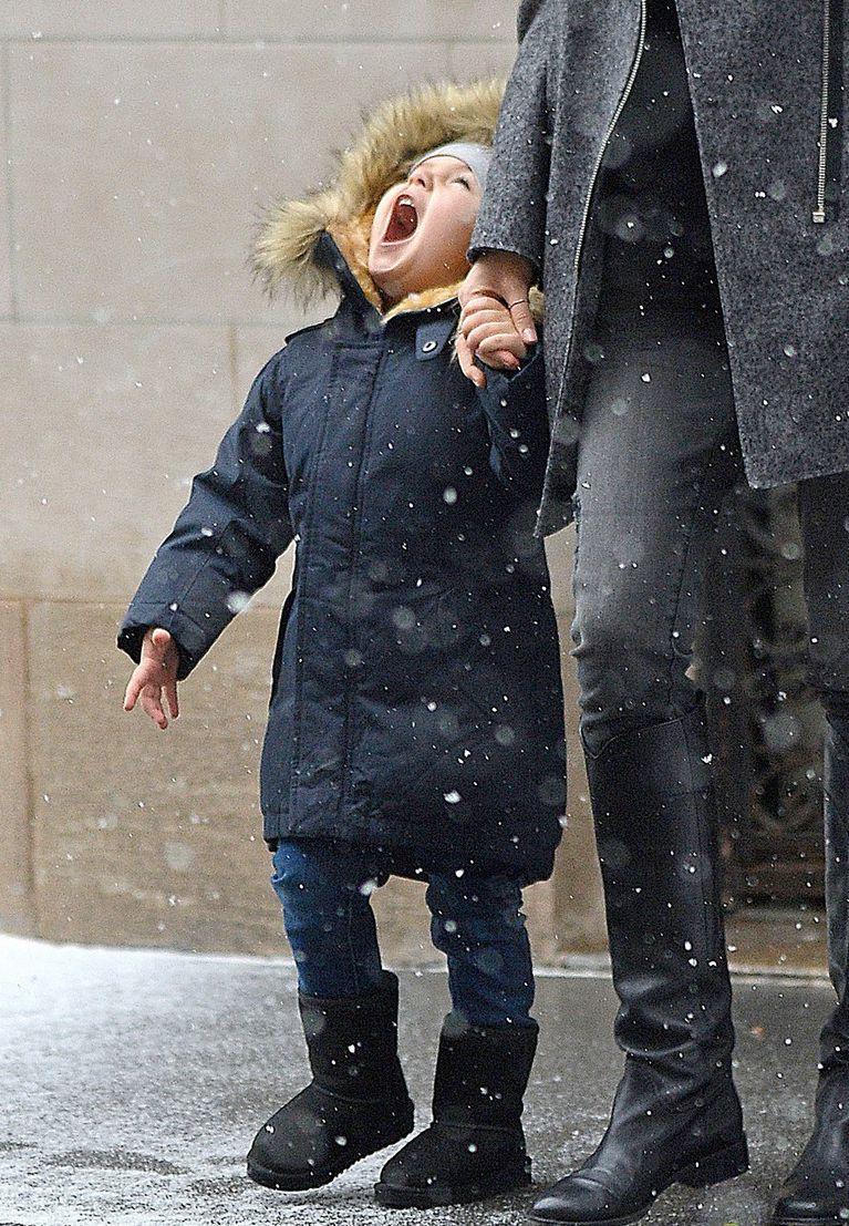 Миранда Керр фото сын