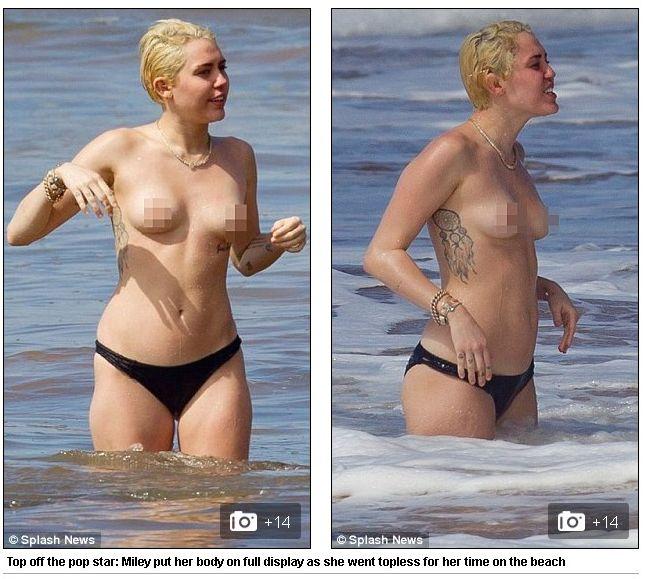 Супруга миллионера Илона Столье разделась на пляже