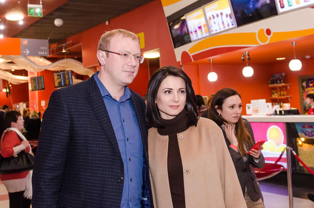 Андрей Шевченко и Анна Гомонай