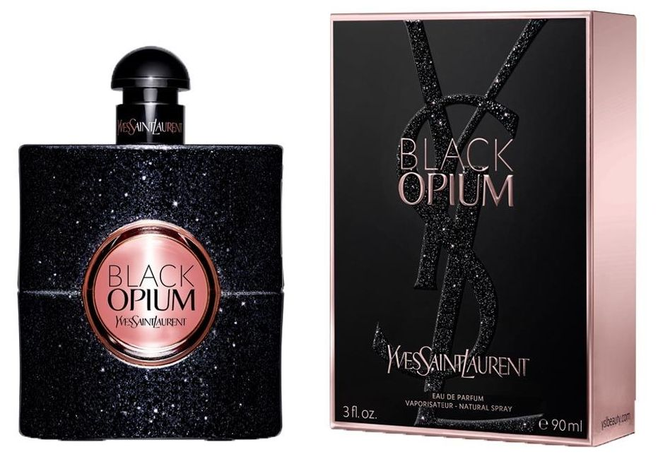 Black Opium от Yves Saint Laurent