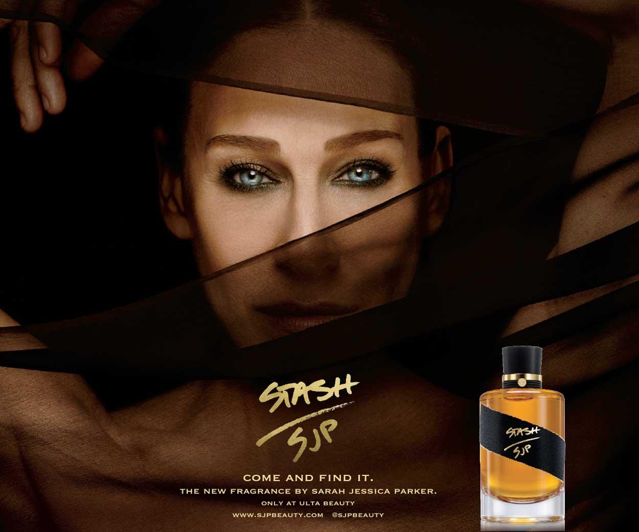 Изысканный соблазн: Сара Джессика Паркер блистает в новой рекламе парфюма