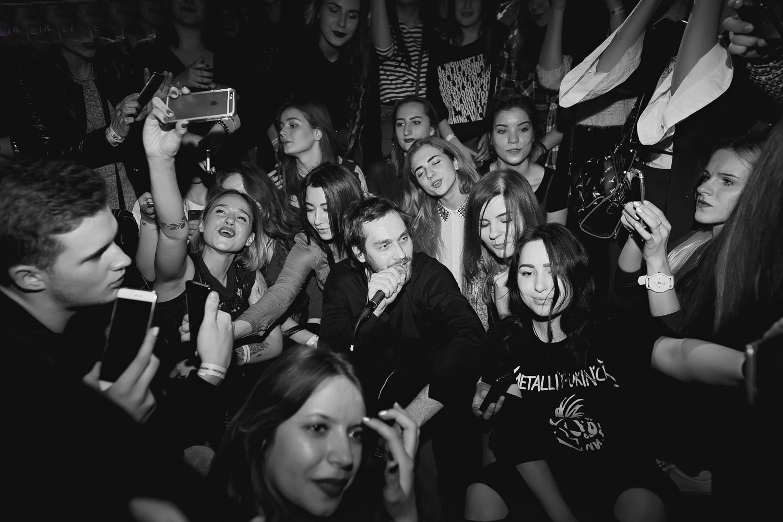 Rozhden собрал аншлаг на концерте в Киеве