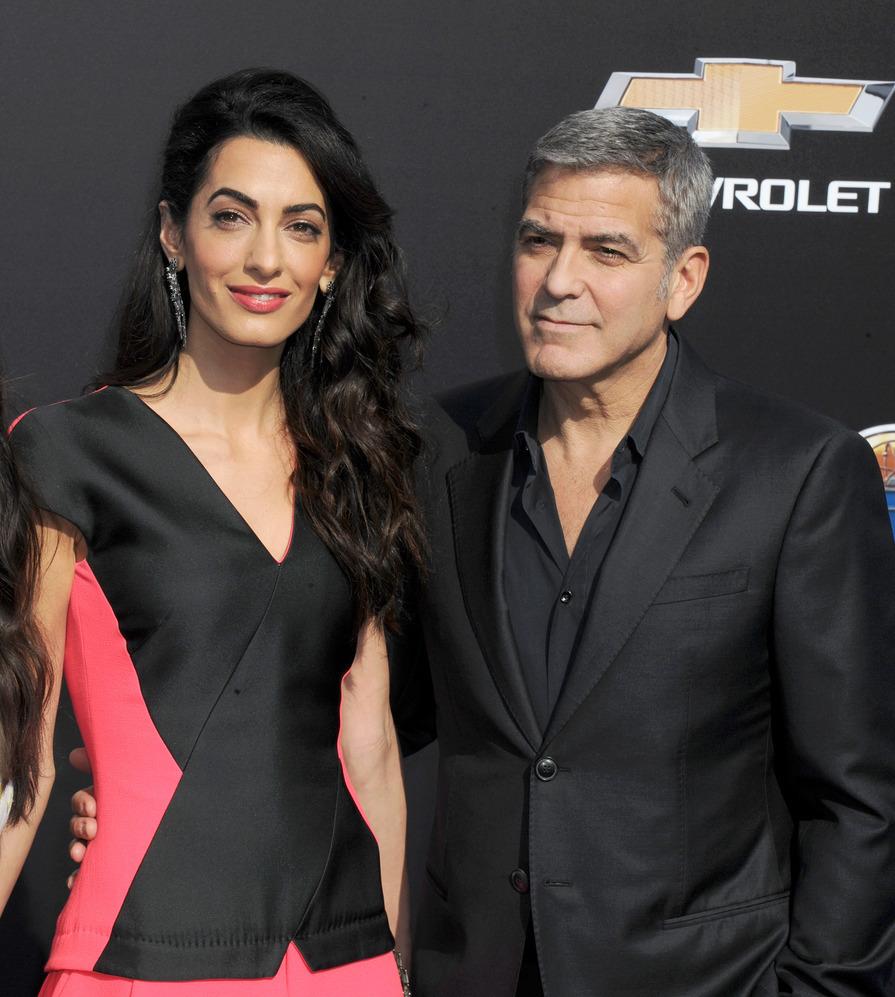 СМИ: Амаль Клуни станет телеведущей