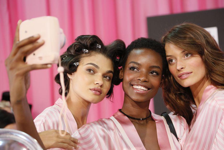 За кулисами: Джиджи Хадид, Алессандра Амбросио,Кендалл Дженнер и другие ангелы Victoria's Secret готовятся к шоу